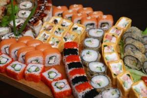 Виды суши и роллов