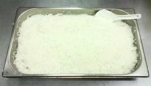 Готовим рис для роллов