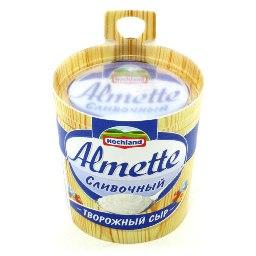 сливочный сыр альметте фото