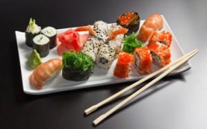 Как можно хранить роллы и суши