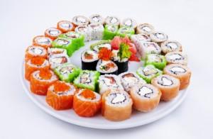 Срок хранения у роллов и суши