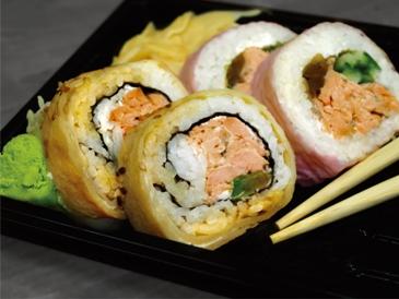 условиях домашних рецепты в фото суши приготовление